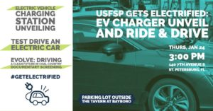 USFSP Gets Electrified