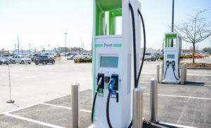 Electrify America and ChargePoint partner to expand public charging access