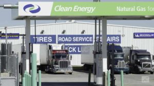 Electric, natural gas trucking sectors duel over who deserves funding — now